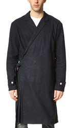 Simon Miller Haston Coat Indigo