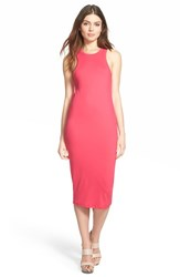 Women's Leith 'Cut In' Tank Dress Pink Bright