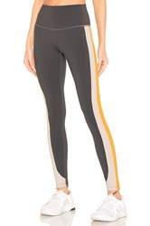 Splits59 Freestyle High Waist Tight Charcoal