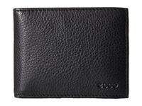 Ecco Gordon Slim Wallet Black Wallet Handbags