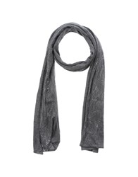Just For You Accessories Oblong Scarves Women Grey