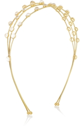 Munnu 22 Karat Gold Moonstone Headband