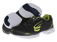 Spira Stinger 3 Racer Dark Charcoal Nitro Navy Men's Shoes Black