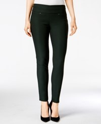 Xoxo Juniors' Pull On Slim Leg Pants Green