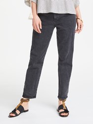 And Or Venice Beach Boyfriend Jeans Charcoal