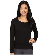 Ugg Morgan Pullover Black Women's Long Sleeve Pullover