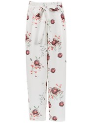 Olympiah Printed Culottes White