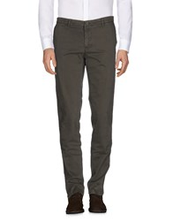 Trussardi Jeans Casual Pants Military Green