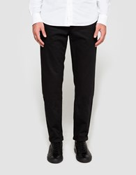 Norse Projects Aros Heavy Chino In Black