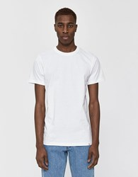 Norse Projects Niels Standard Tee In White