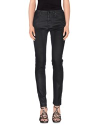Belstaff Denim Denim Trousers Women Black