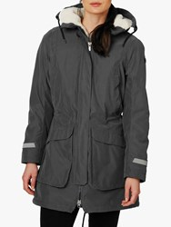 Helly Hansen Vega 'S Insulated Parka Jacket Charcoal