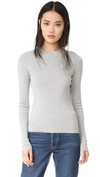 Ag Jeans Kendall Sweater Heather Grey