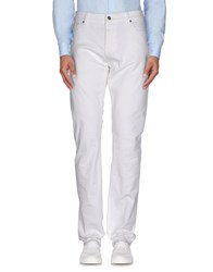7 For All Mankind Trousers Casual Trousers Men White