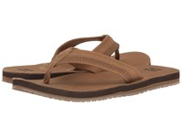 Billabong All Day Leather Sandal Tan 2 Men's Sandals