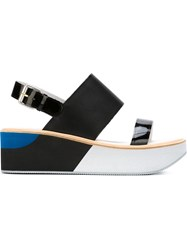 Paul Smith 'Bennet' Sandals Black