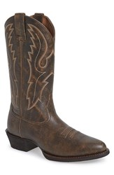 Ariat Men's 'Sport R Toe' Cowboy Boot