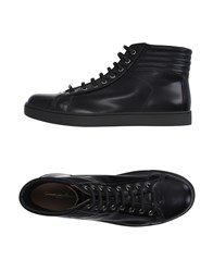 Gianvito Rossi Footwear High Tops And Trainers Men Black