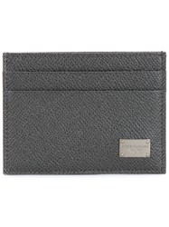 Dolce And Gabbana 'Dauphine' Wallet Grey
