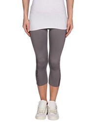 Maaji Trousers Leggings Women Grey