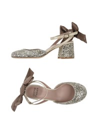 Gianna Meliani Sandals Platinum