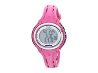 Timex Ironman Sleek 50 Mid Size Plum Silver Tone Watches Pink