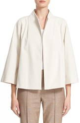 Lafayette 148 New York Women's Kirby Funnel Neck Jacket