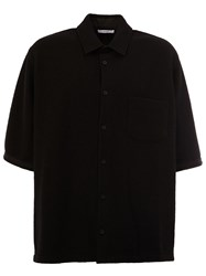 Aganovich Shortsleeved Shirt Black
