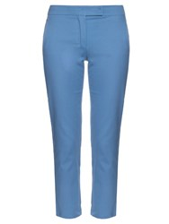 Max Mara Corona Trousers Blue