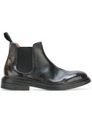 Marsell Classic Chelsea Boots Brown