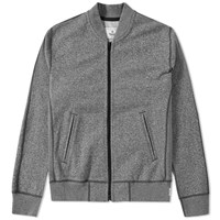 Reigning Champ Varsity Jacket Grey