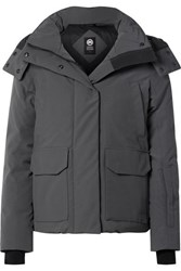 Canada Goose Blakely Quilted Down Jacket Gray
