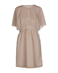 Supertrash Dresses Short Dresses Women Dove Grey