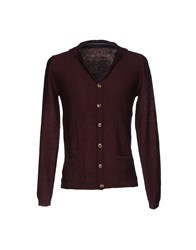 At.P. Co At.P.Co Cardigans Deep Purple