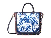 Tory Burch Marguerite Printed Tote Clear Tote Handbags