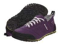 Evolv Cruzer Purple Women's Lace Up Casual Shoes