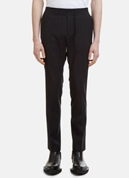 Alyx Elasticated Pocket Pants Black