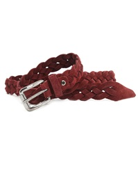 Menlook Label Peter Bordeaux Belt