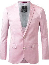 Loveless Classic Blazer Pink And Purple