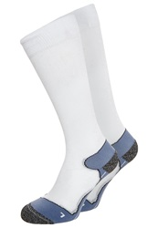Camano 2 Packcompression Knee High Socks White