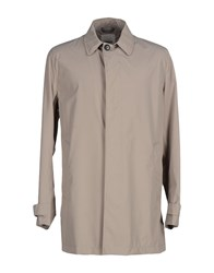 At.P. Co At.P.Co Coats And Jackets Full Length Jackets Men Beige