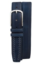 Mezlan Men's Suede Belt