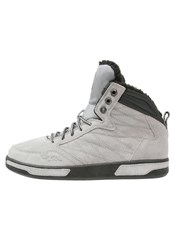 K1x H1top Hightop Trainers Cool Grey