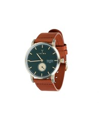 Triwa 'Pine Falken' Watch Brown