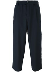 Libertine Libertine 'Helterskelter' Baggy Trousers Blue