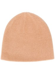 N.Peal Double Layer Knit Beanie 60