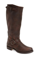 Frye Veronica Slouch Boot Brown