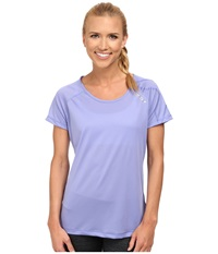 2Xu Ghxst Short Sleeve Top Amethyst Amethyst Women's Short Sleeve Pullover Purple