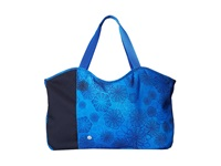 Haiku Day Tote Tie Dye Midnight Tote Handbags Blue