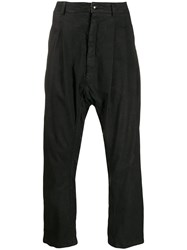 Isaac Sellam Experience Slouch Trousers Black